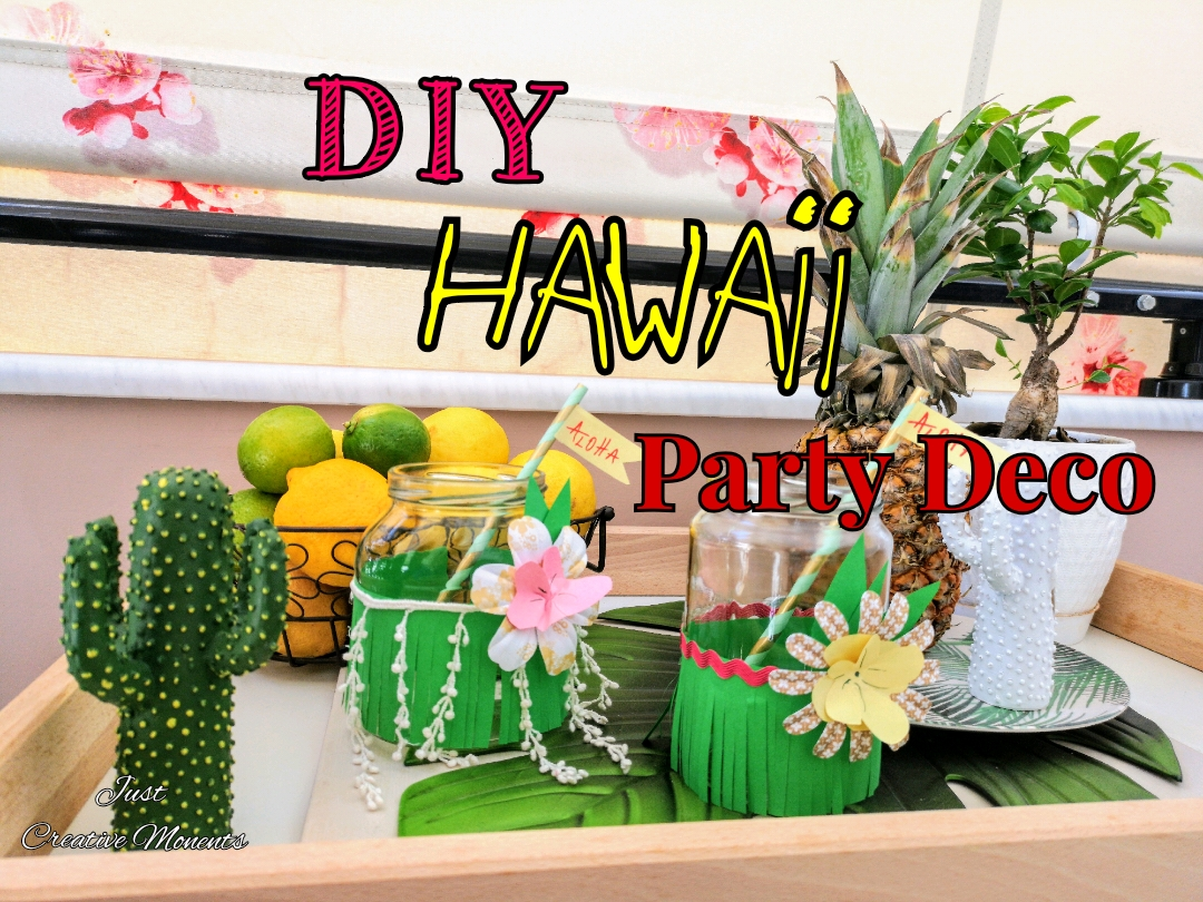 Hawaii  Party Deco